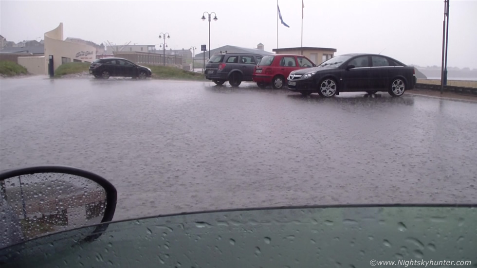 Bundoran Torrential Rainfall