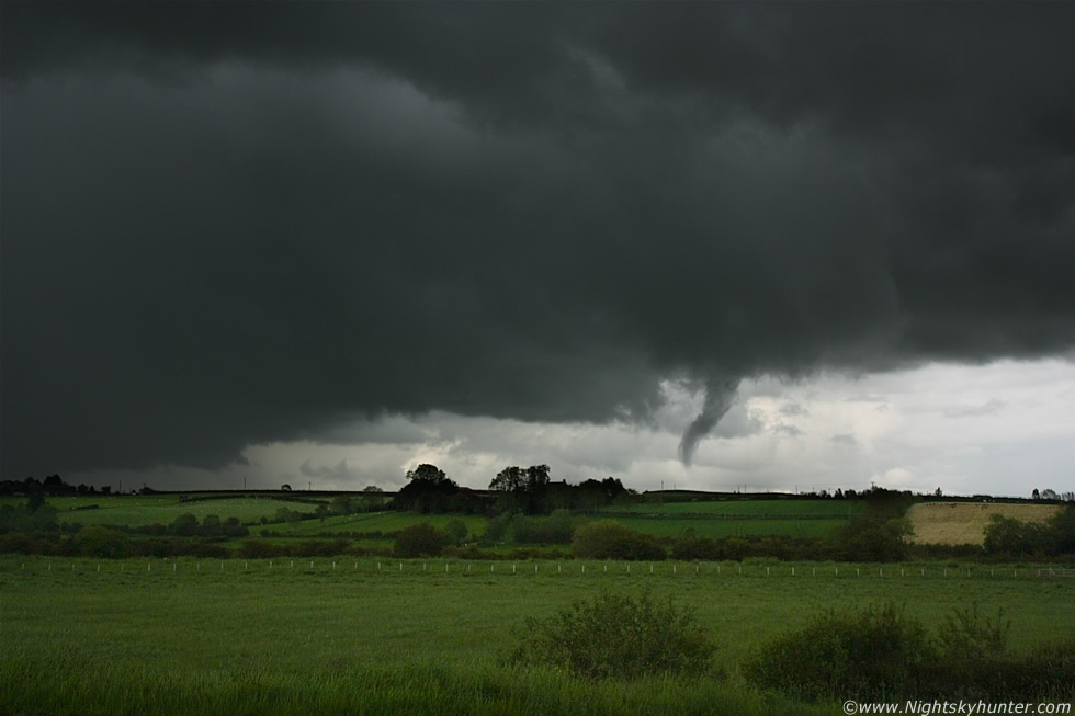 N. Ireland Storm Chasing Reports