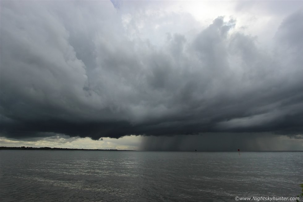 Lough Neagh Thunderstorm Report