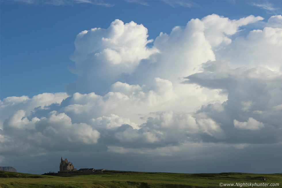 Mullaghmore Thunderstorms Report