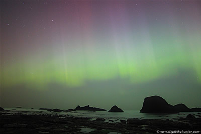 St. Patrick's Night G4 Geomagnetic Storm - March 17th 2015