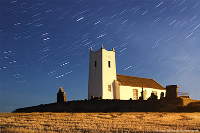 Ballintoy & Donegal Moonlit Star Trails & Time Lapse - Sept & Oct 2015