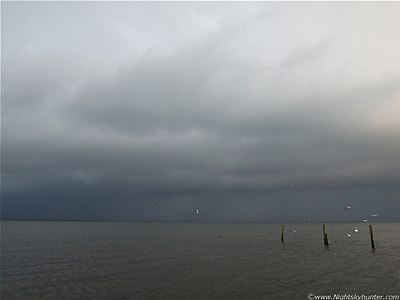 Lough Neagh Severe Thunderstorm - April 25th 2009