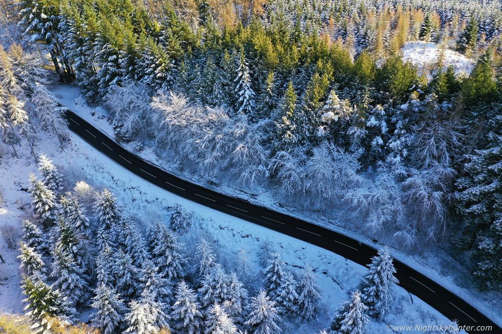 Gortin Glen & Seven Sisters Winter Scenes - Feb 2nd 2019